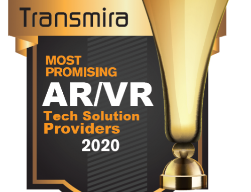 CIO Review Magazine – Transmira in Top 10 Most Promising AR/VR Solution Providers